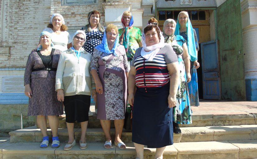 Участники клуба «Вера» отметили престольный праздник Рождества Пресвятой Богородицы