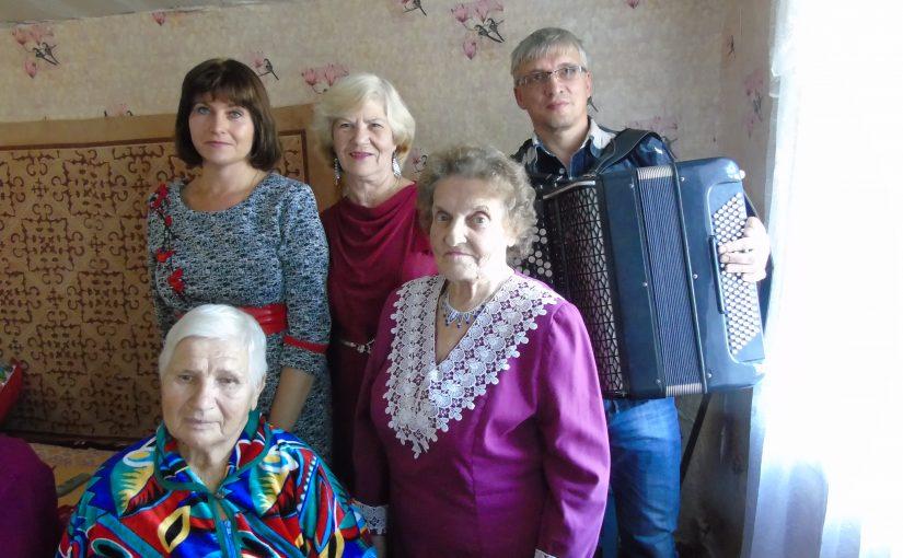 В комплексном центре Наримановского района продолжает работу социальный проект «Праздник в каждый дом!»