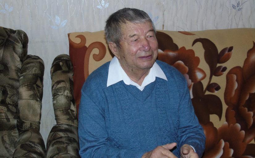 В Наримановском районе поздравили  юбиляра