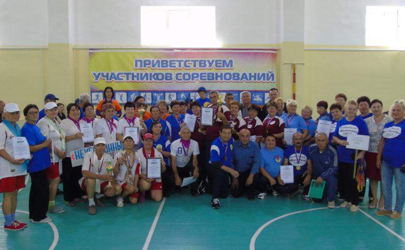 Мероприятия ко дню пожилого человека в Наримановском районе