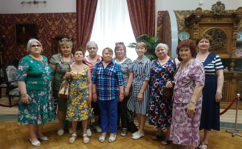 Наримановские пенсионеры продолжают изучать историю родного края