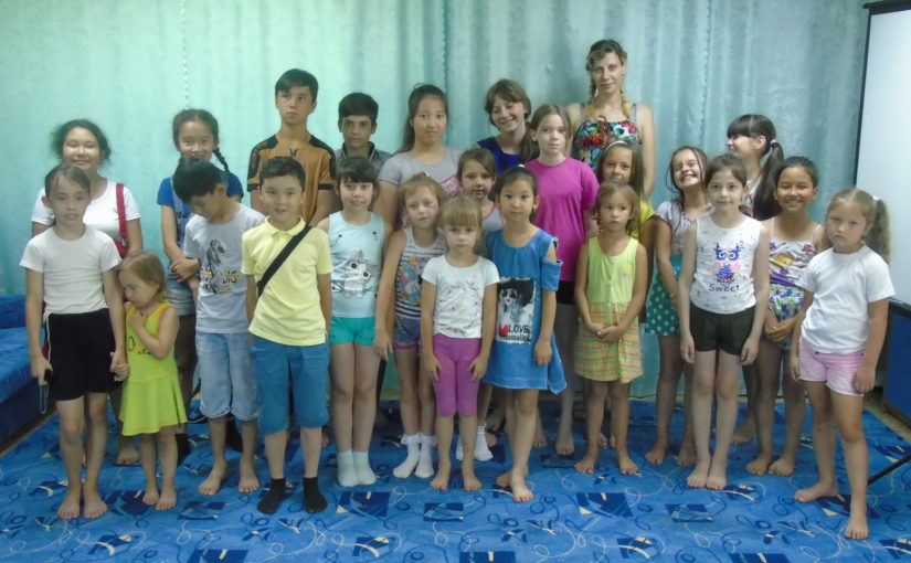 Мы —  дети России