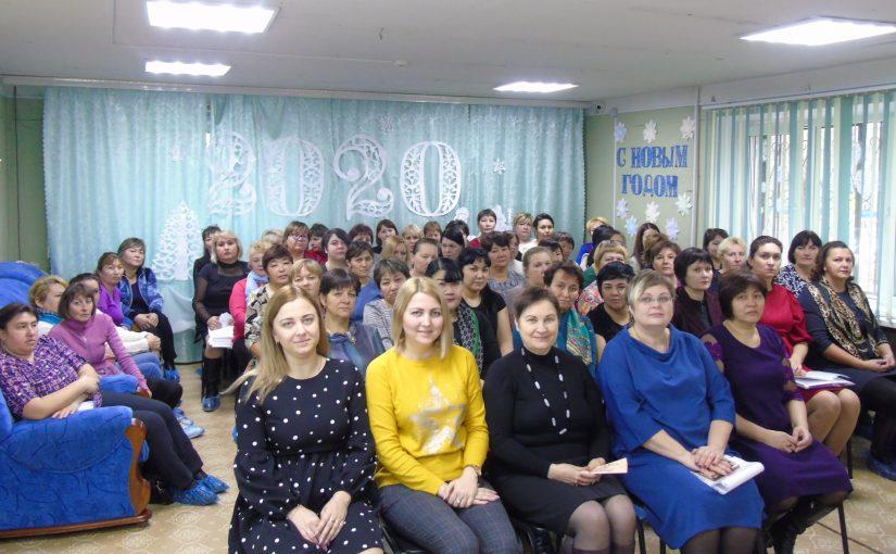 В Наримановском районе состоялось производственное совещание