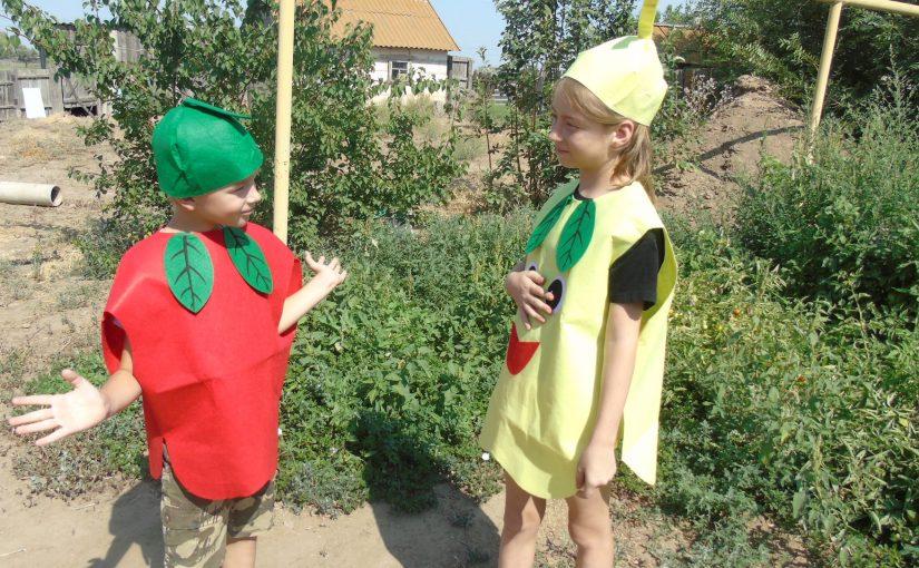 Овощи и фрукты – полезные продукты