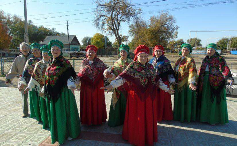 В Наримановском районе завершился проект «Краски жизни»