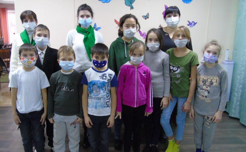 Дети Наримановского района открывают для себя новые профессии