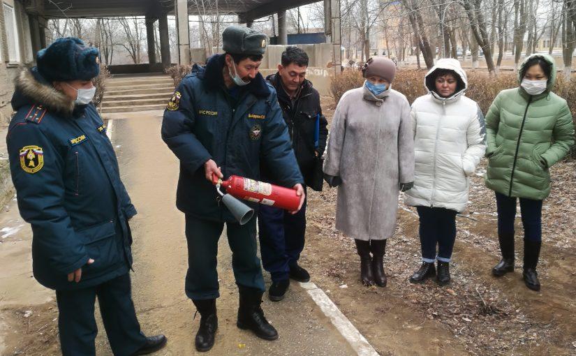 Правила пожарной безопасности должен соблюдать каждый