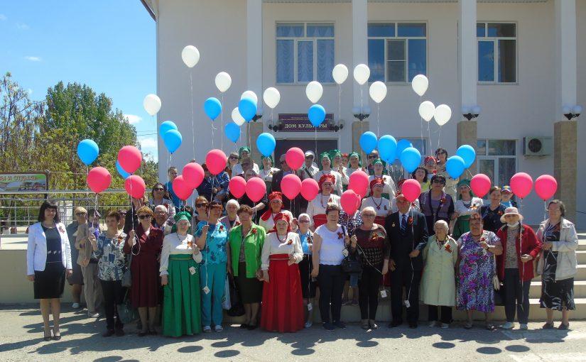 В Наримановском районе прошло мероприятие «Победный май!»