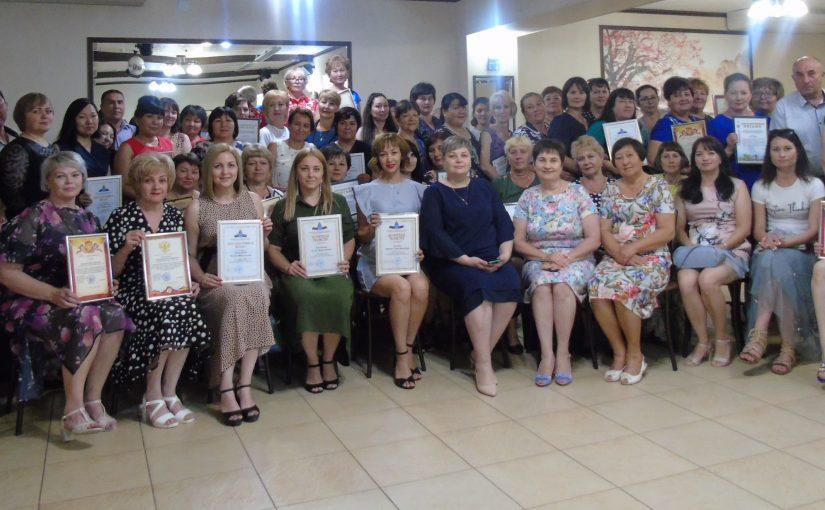 В Наримановском районе отметили День социального работника