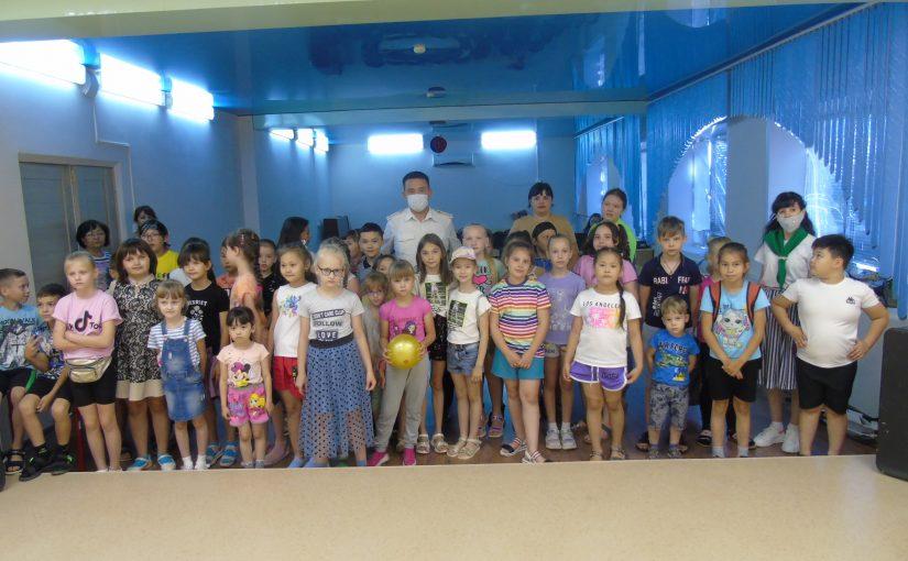 В Наримановском районе активно реализуется акция «Безопасное детство — 2021»