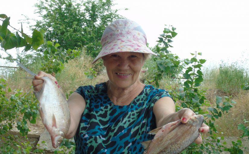 В Наримановском районе отметили День рыбака