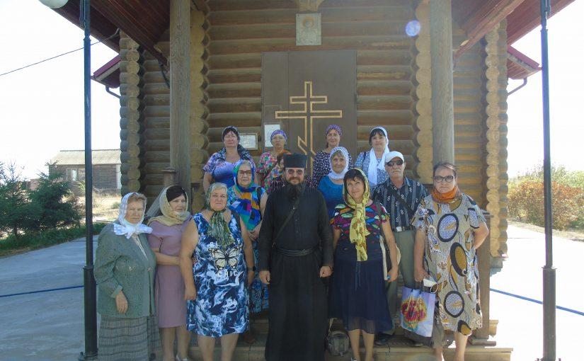По святым местам Астраханской области